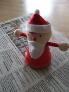 père Noël terminé