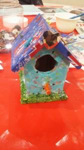 nichoir pour les oiseaux