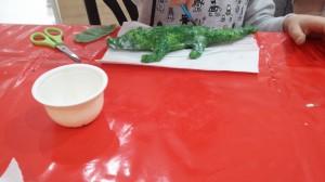 crocodile decopatch
