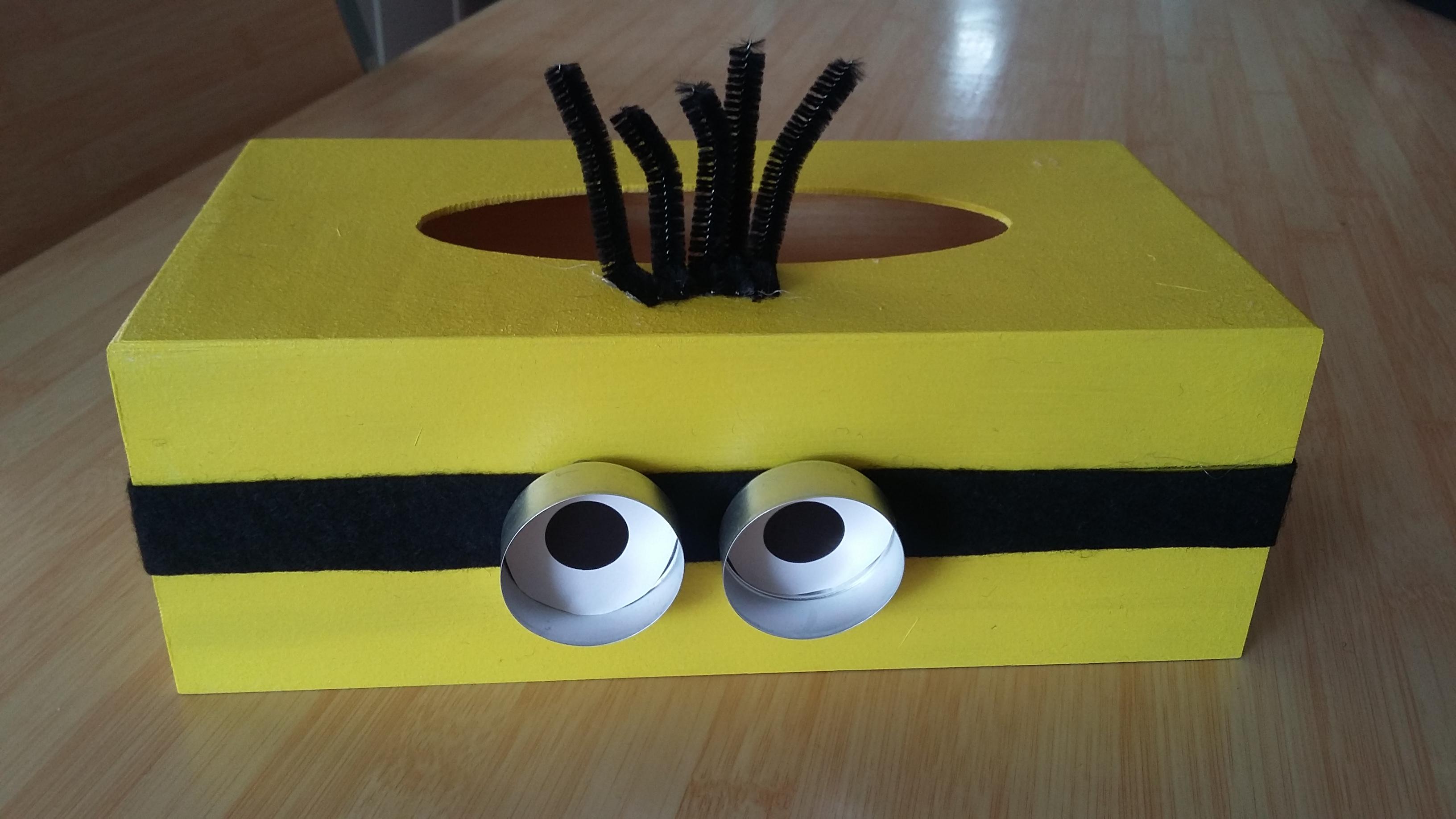 aliexpress le moins cher modèle unique boite a mouchoirs en bois DIY – Les ateliers créatifs d'Annie