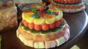 gateau de bonbons adultes