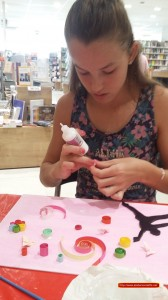 stage origami et quilling